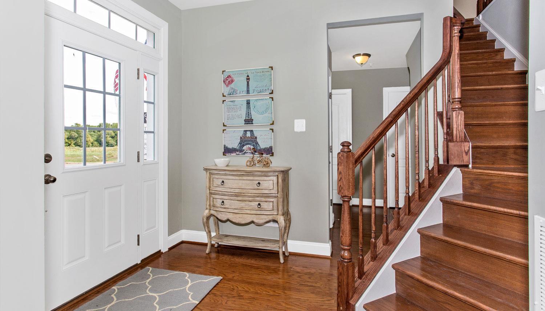 Living Area featured in the Longstreet II By Dan Ryan Builders in Hagerstown, MD