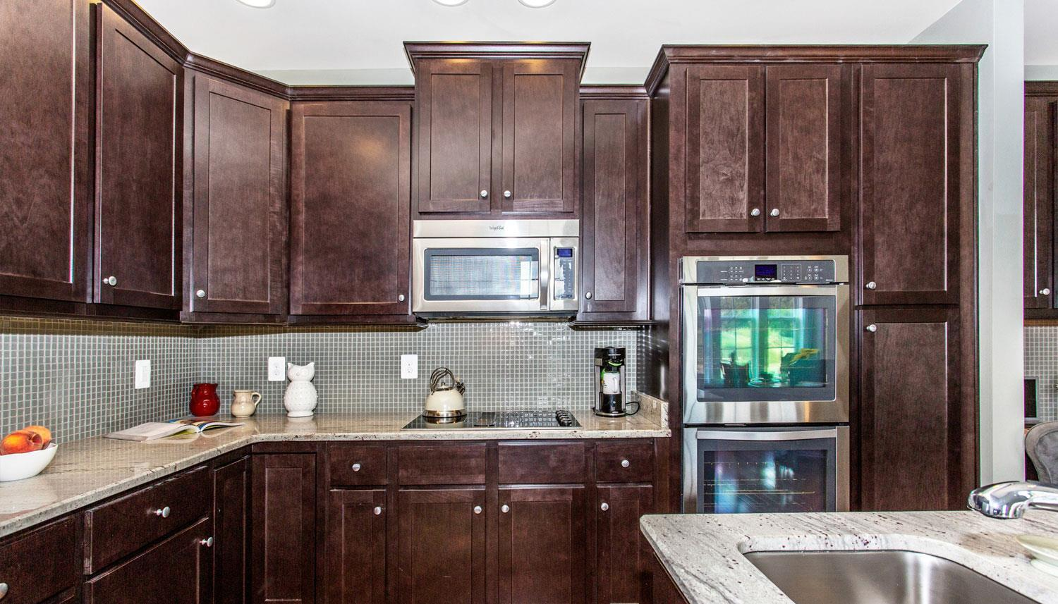 Kitchen featured in the Longstreet II By Dan Ryan Builders in Hagerstown, PA
