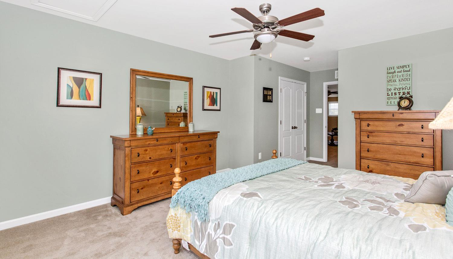 Bedroom featured in the Longstreet II By Dan Ryan Builders in Hagerstown, PA