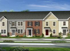 Madison II - Whispering Pines Townhomes: Bunker Hill, District Of Columbia - Dan Ryan Builders