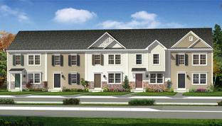 Madison II - Whispering Pines Townhomes: Inwood, District Of Columbia - Dan Ryan Builders