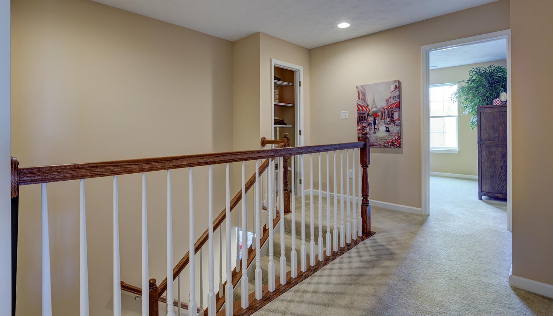 Living Area featured in the Cambridge II By Dan Ryan Builders in Hagerstown, PA