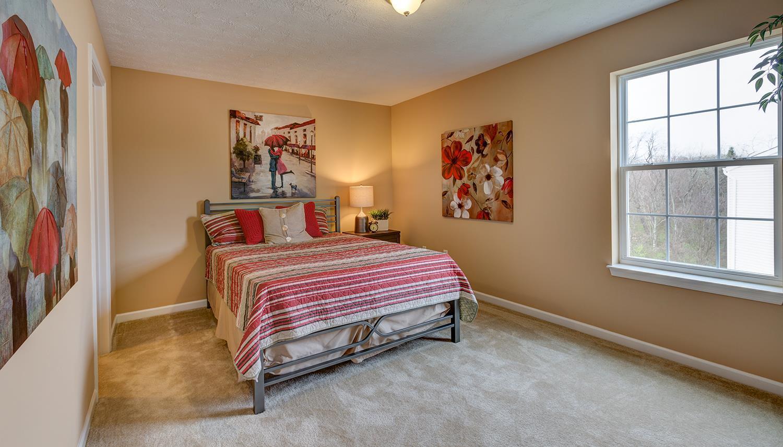 Bedroom featured in the Cambridge II By Dan Ryan Builders in Hagerstown, PA