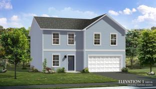 Carnegie II - Morning Dove Estates Single Family Homes: Bunker Hill, District Of Columbia - Dan Ryan Builders