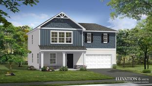 Crafton II - Morning Dove Estates Single Family Homes: Bunker Hill, District Of Columbia - Dan Ryan Builders