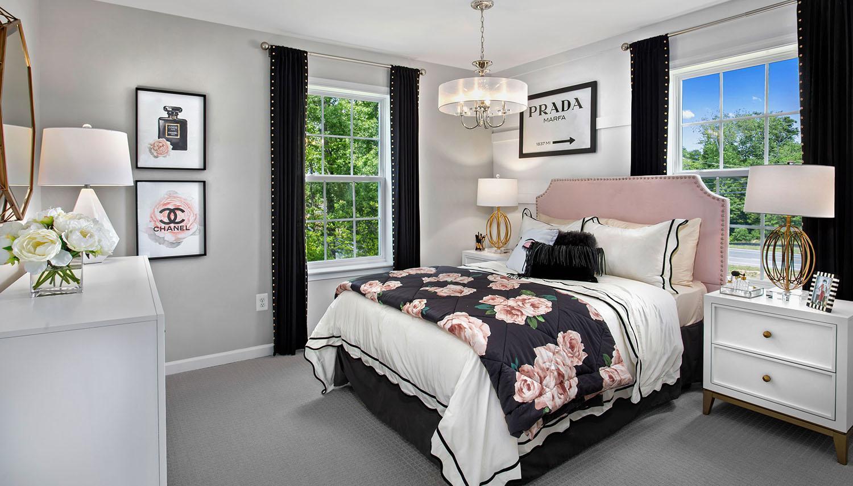 Bedroom featured in the Oakdale II By Dan Ryan Builders in Washington, MD