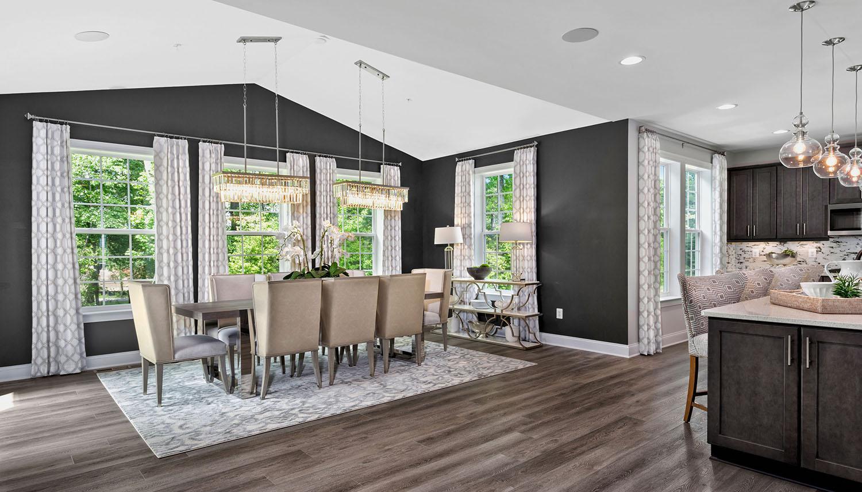 Living Area featured in the Oakdale II By Dan Ryan Builders in Washington, MD