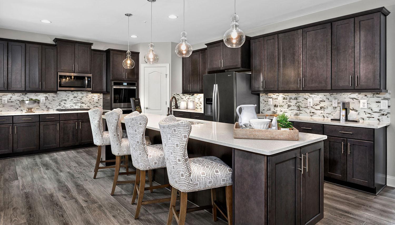 Kitchen featured in the Oakdale II By Dan Ryan Builders in Washington, MD