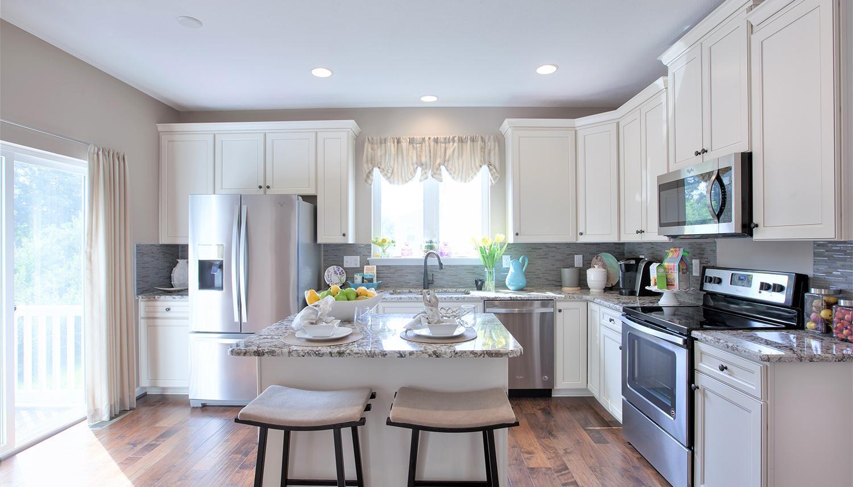 Kitchen featured in the Juniper II By Dan Ryan Builders in Hagerstown, MD