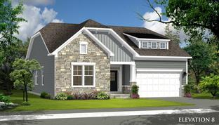 Juniper II - Springdale Farm Single Family Homes: Gerrardstown, District Of Columbia - Dan Ryan Builders