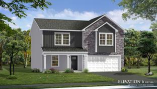 Whitehall - Morning Dove Estates Single Family Homes: Bunker Hill, District Of Columbia - Dan Ryan Builders