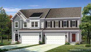 Crestwood II - Spring Valley Estates Villas: Waynesboro, Maryland - Dan Ryan Builders