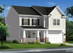 Cumberland II - Westphalia Town Center Single Family Homes: Upper Marlboro, District Of Columbia - Dan Ryan Builders