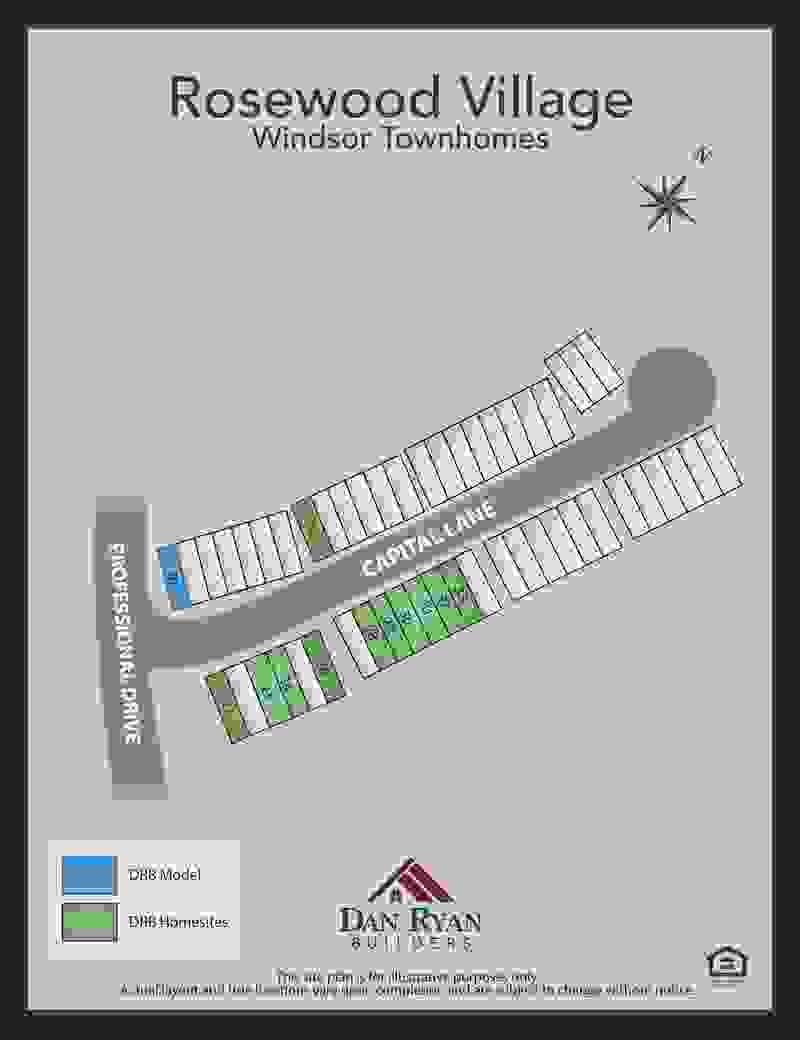 Rosewood Village-windsor towns