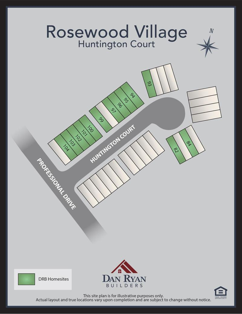 Rosewood Village-huntington court