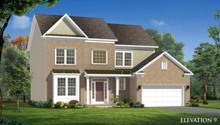 Nottingham II - Springdale Farm Single Family Homes: Gerrardstown, District Of Columbia - Dan Ryan Builders