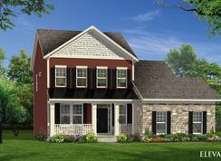 Cypress II - Springdale Farm: Gerrardstown, District Of Columbia - Dan Ryan Builders