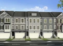 Grable II - The Townes at Brookeville: Brookeville, Maryland - Dan Ryan Builders