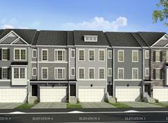 Harlow II - WestRidge at Westphalia: Upper Marlboro, District Of Columbia - Dan Ryan Builders