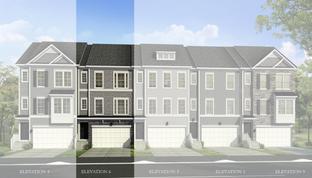 Grable II - WestRidge at Westphalia: Upper Marlboro, District Of Columbia - Dan Ryan Builders