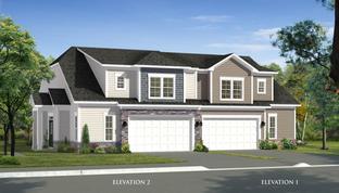 Longstreet II - Rosewood Village Villas: Hagerstown, Maryland - Dan Ryan Builders