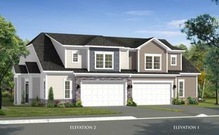 Rosewood Village by Dan Ryan Builders in Hagerstown Maryland