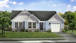Baldwin - Highlands of Greenvillage Single Family Homes: Chambersburg, Pennsylvania - Dan Ryan Builders