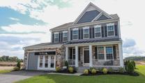 Freedom Manor Single Family Homes by Dan Ryan Builders in Washington Virginia