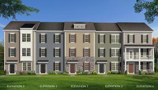 Oakton II - WestRidge at Westphalia: Upper Marlboro, District Of Columbia - Dan Ryan Builders