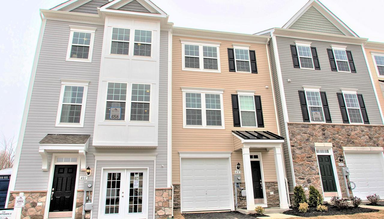 Freedom Manor Townhomes