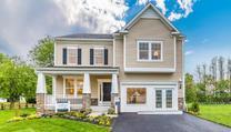 Martinsburg Station Single Family Homes by Dan Ryan Builders in Washington West Virginia