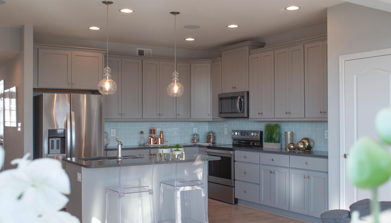Kitchen featured in the Litchfield II By Dan Ryan Builders in Washington, VA