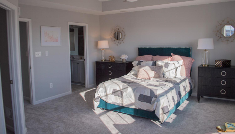 Bedroom featured in the Litchfield II By Dan Ryan Builders in Washington, VA