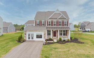 Westfields by Dan Ryan Builders in Hagerstown Maryland