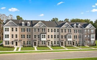 WestRidge at Westphalia by Dan Ryan Builders in Washington Maryland