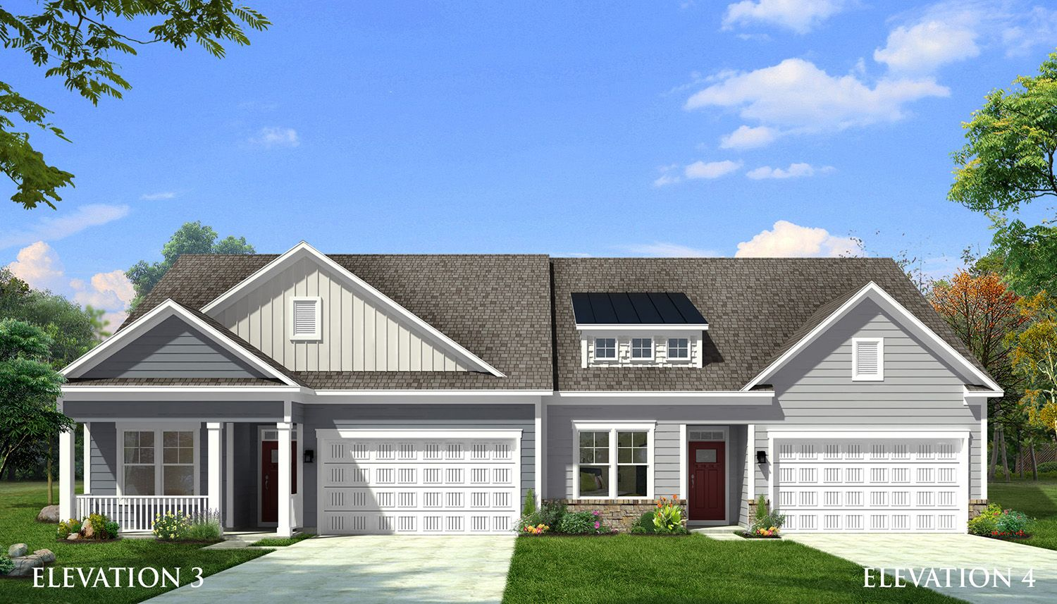 Exterior featured in the Starling II By Dan Ryan Builders in Hagerstown, MD