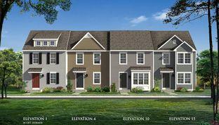 York II Grade - Homestead Acres Townhomes: Hanover, Pennsylvania - Dan Ryan Builders