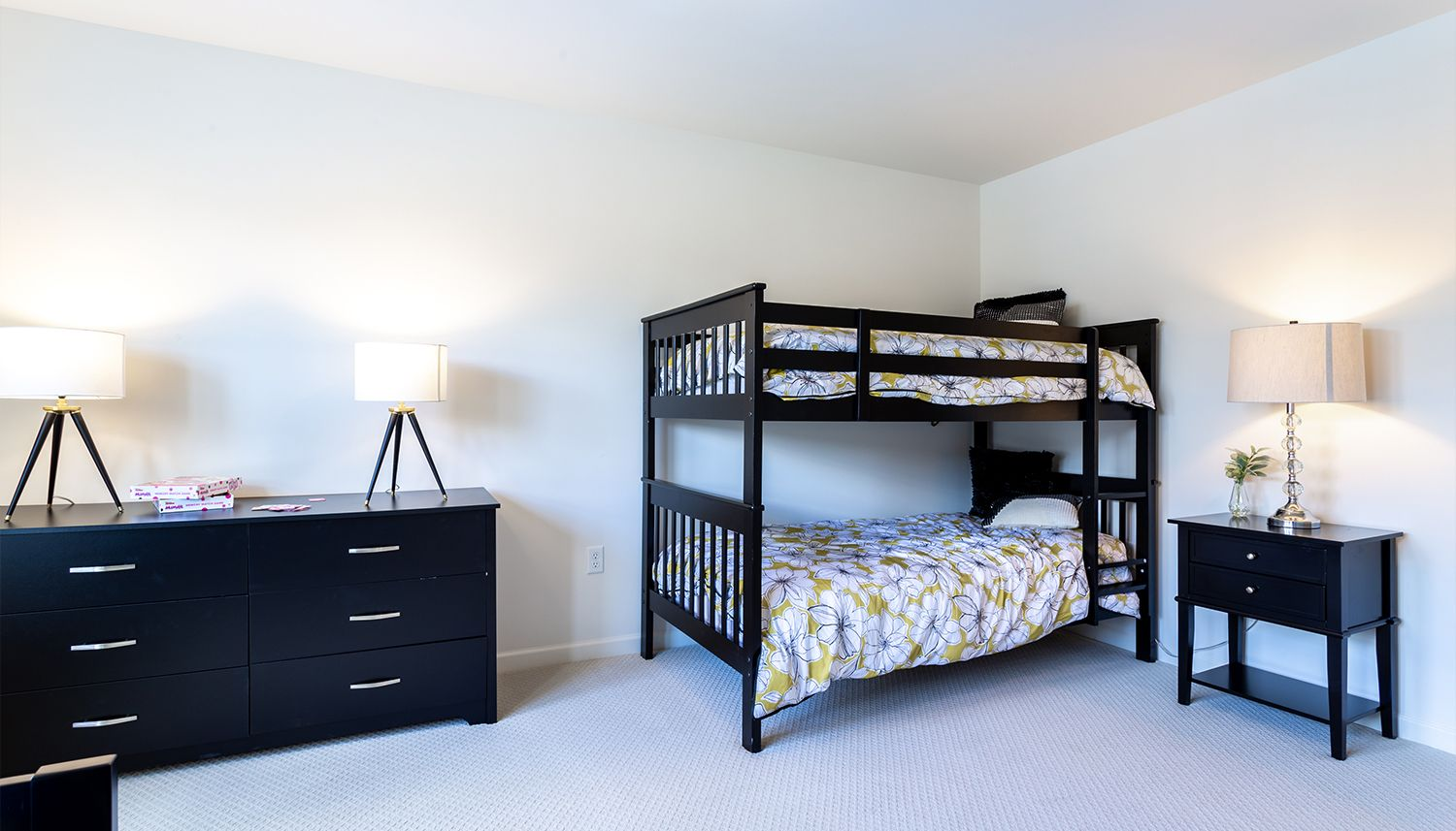 Bedroom featured in the Cambridge II By Dan Ryan Builders in Hagerstown, PA