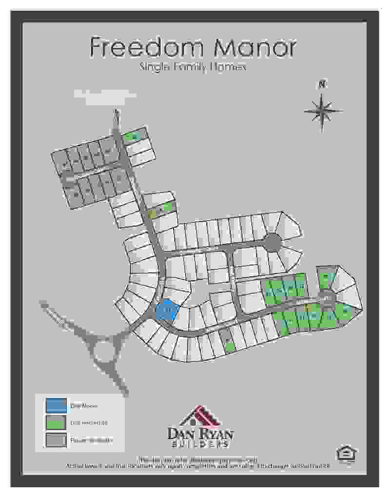 Freedom Manor Sitemap