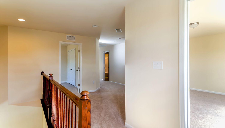 Living Area featured in the Longstreet II By Dan Ryan Builders in Hagerstown, PA