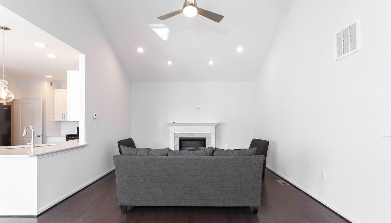 Living Area featured in the Carraway II By Dan Ryan Builders in Washington, VA