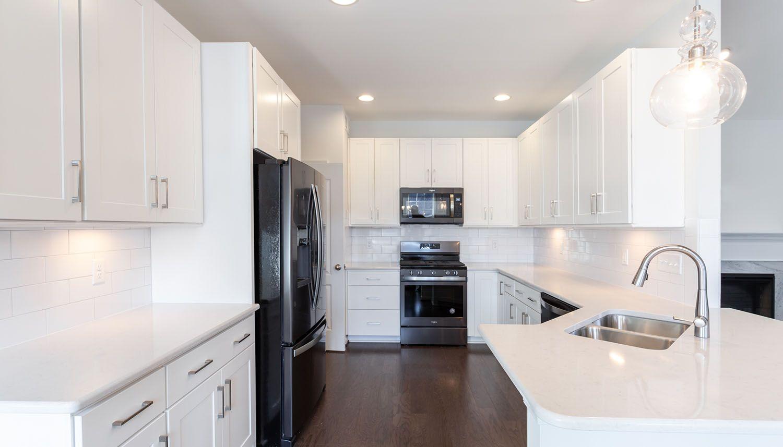 Kitchen featured in the Carraway II By Dan Ryan Builders in Washington, VA
