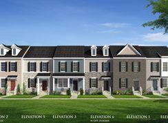 Lana II - Laurel Overlook: Laurel, District Of Columbia - Dan Ryan Builders