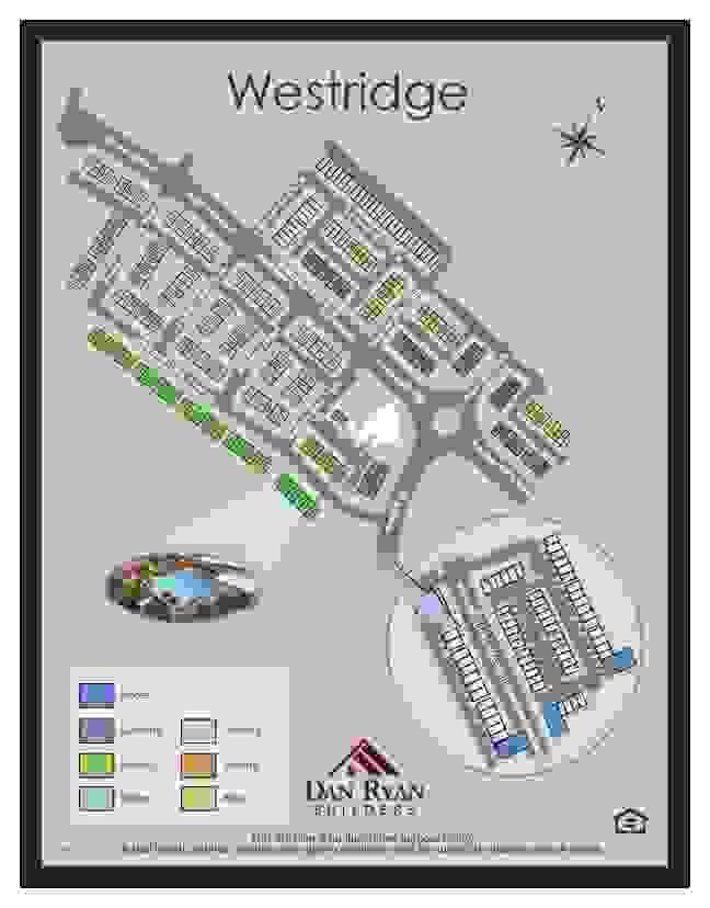 WestRidge New Section