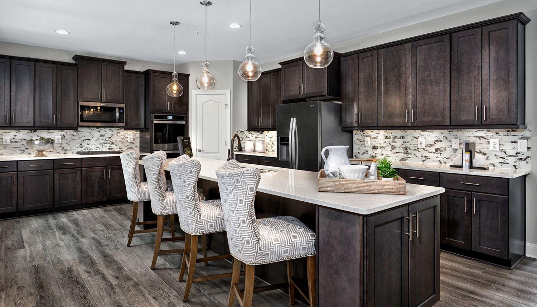 'Westphalia Town Center Single Family Homes' by Dan Ryan - Washington Metro Region in Washington