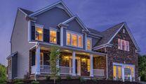 Stone Mill Single Family Homes by Dan Ryan Builders in Washington West Virginia