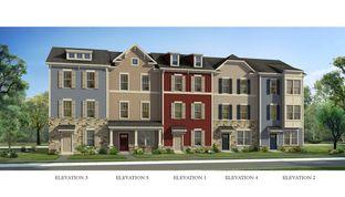 Landon II - Stone Barn Village/The Villages of Urbana: Frederick, District Of Columbia - Dan Ryan Builders