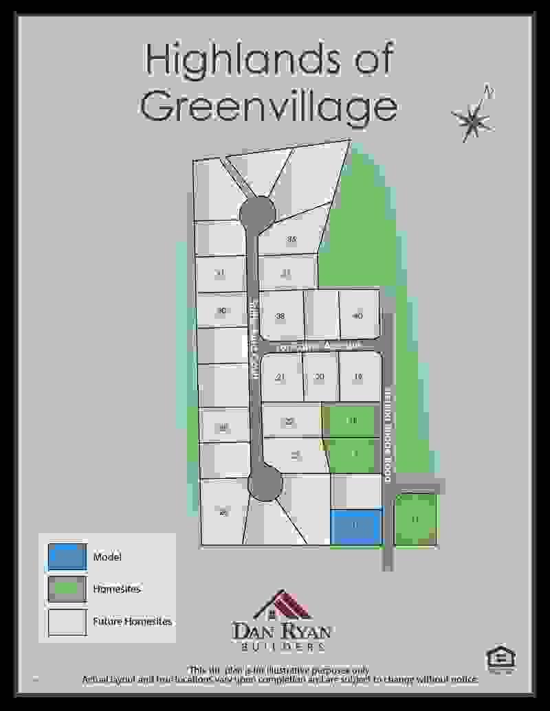 Highlands of Greenvillage