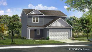 Glenshaw - Highlands of Greenvillage Single Family Homes: Chambersburg, Pennsylvania - Dan Ryan Builders