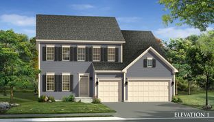 Montgomery II - Tuscarora Creek Single Family Homes: Frederick, Maryland - Dan Ryan Builders